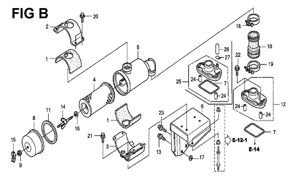 GXV670U-TTAE2-Honda-PB-2Break Down