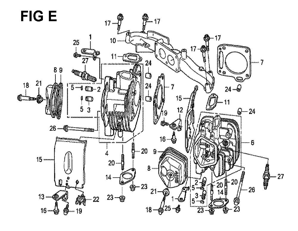 GXV670U-TTAE2-Honda-PB-5Break Down