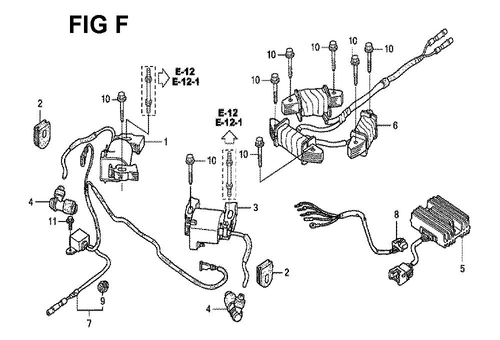 GXV670U-TTAE2-Honda-PB-6Break Down