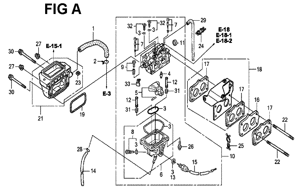 GXV670U-TTAF2-Honda-PB-1Break Down
