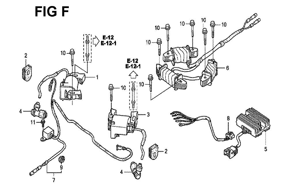 GXV670U-TTAF2-Honda-PB-6Break Down