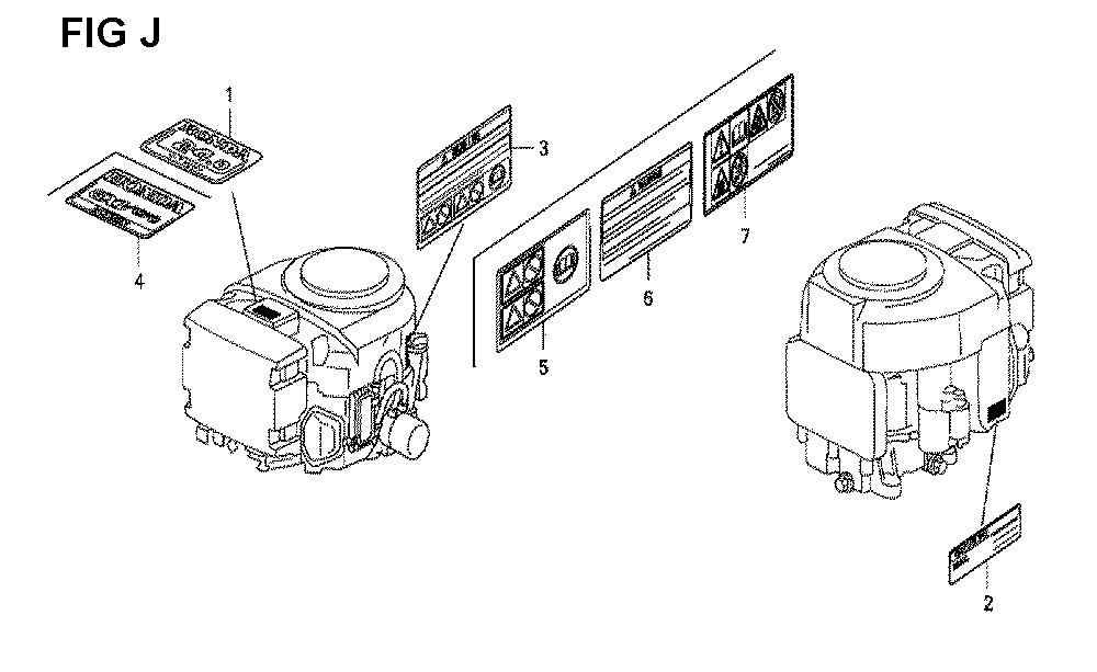 GXV670U-TTAF4-Honda-PB-10Break Down