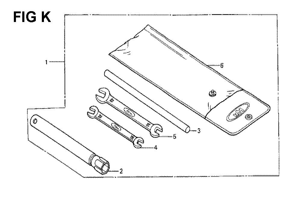 GXV670U-TTAF4-Honda-PB-11Break Down