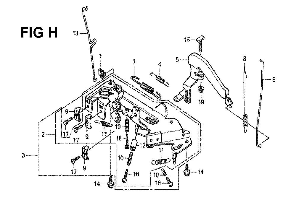 GXV670U-TTAF4-Honda-PB-8Break Down