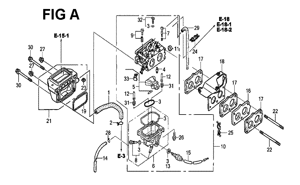 GXV671-TTAF4A-Honda-PB-1Break Down