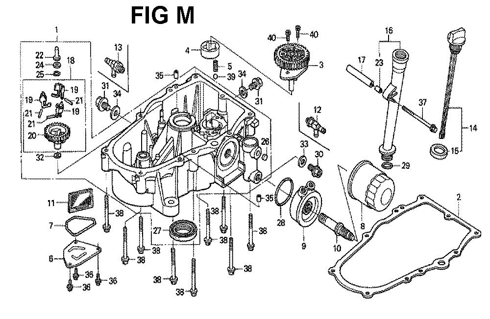 GXV671-TTAF4A-Honda-PB-13Break Down