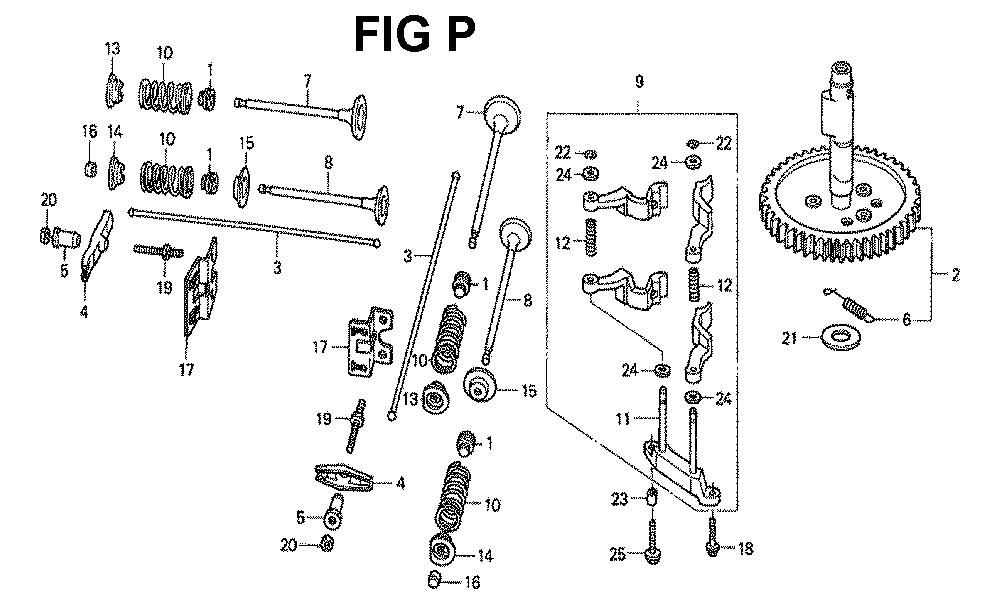 GXV671-TTAF4A-Honda-PB-16Break Down