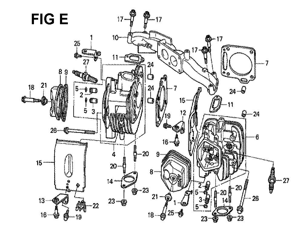 GXV671-TTAF4A-Honda-PB-5Break Down