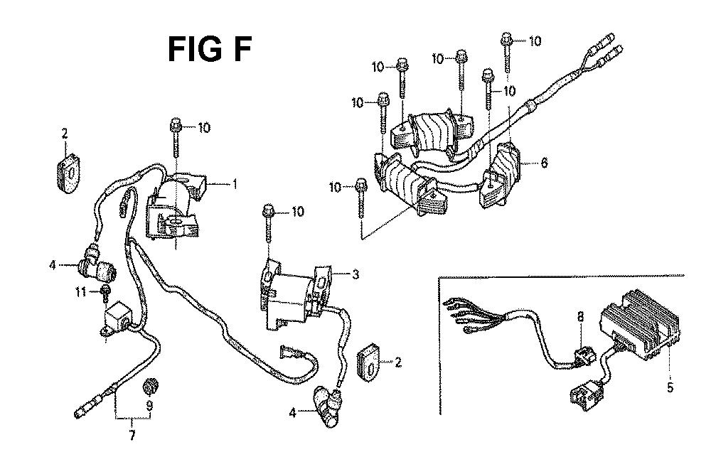 GXV671-TTAF4A-Honda-PB-6Break Down