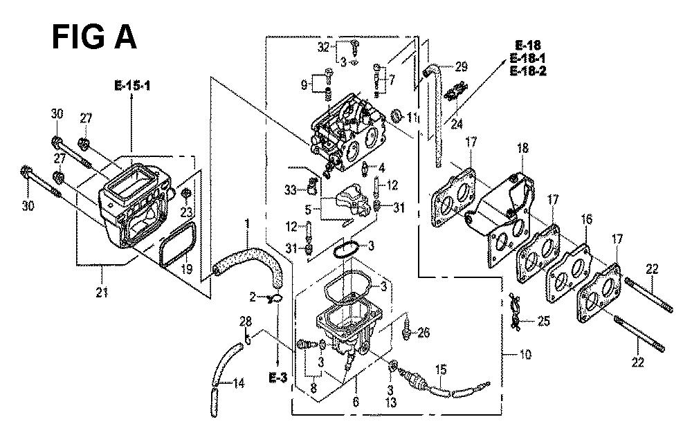 GXV671-TTAFA-Honda-PB-1Break Down