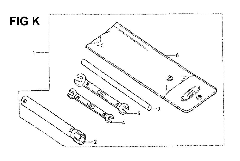 GXV671-TTAFA-Honda-PB-11Break Down