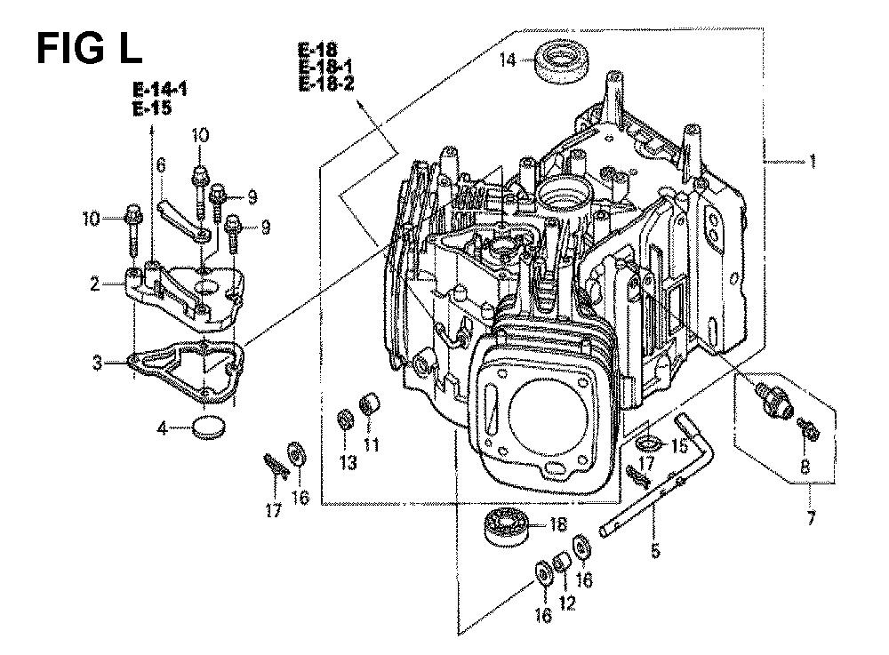 GXV671-TTAFA-Honda-PB-12Break Down