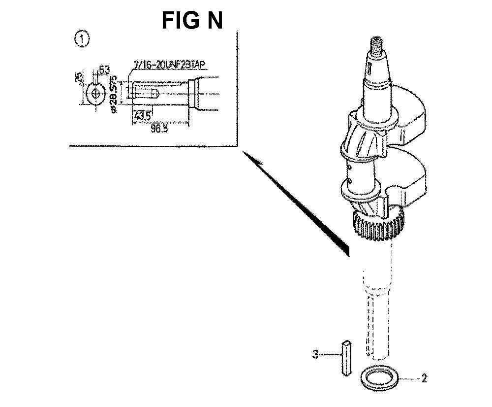 GXV671-TTAFA-Honda-PB-14Break Down