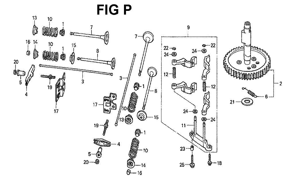 GXV671-TTAFA-Honda-PB-16Break Down