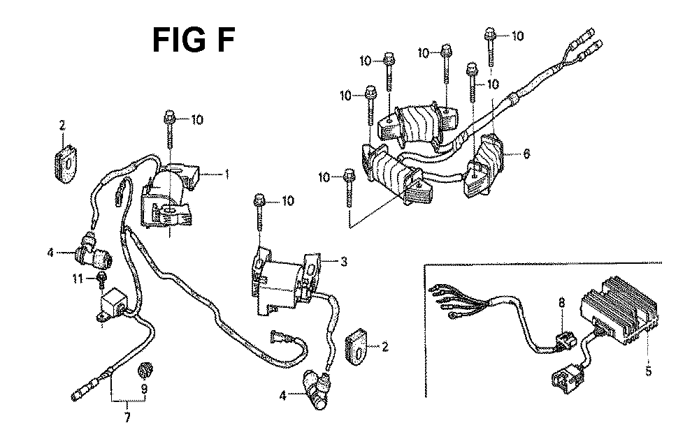 GXV671-TTAFA-Honda-PB-6Break Down