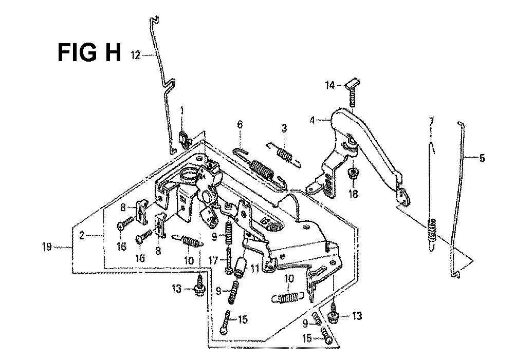 GXV671-TTAFA-Honda-PB-8Break Down