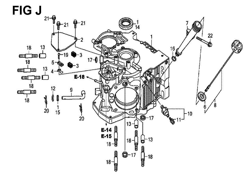 GXV690R-TQYF4-Honda-PB-10Break Down