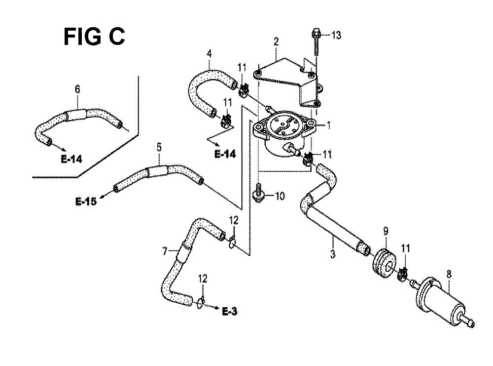 GXV690R-TQYF4-Honda-PB-3Break Down