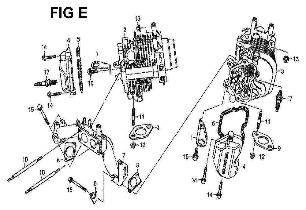 GXV690R-TQYF4-Honda-PB-5Break Down