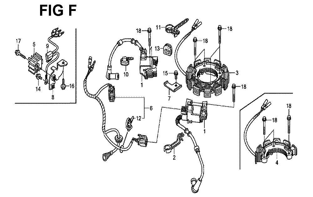 GXV690R-TQYF4-Honda-PB-6Break Down