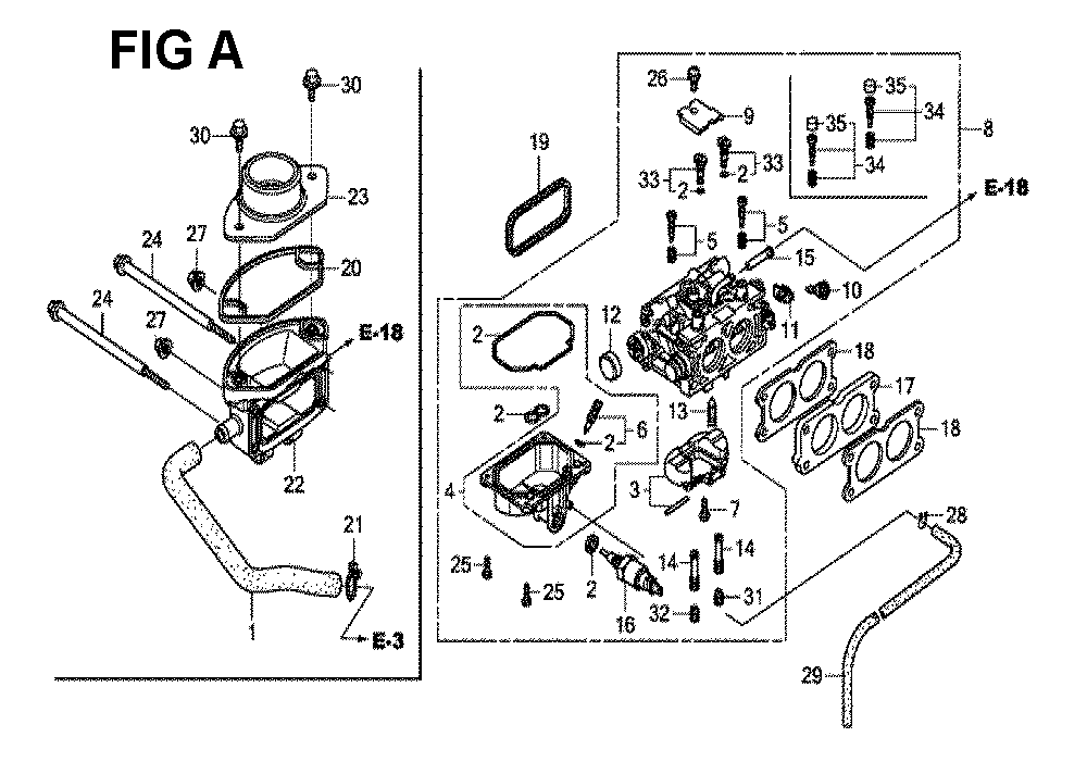 GXV690R-TTAF2-Honda-PB-1Break Down
