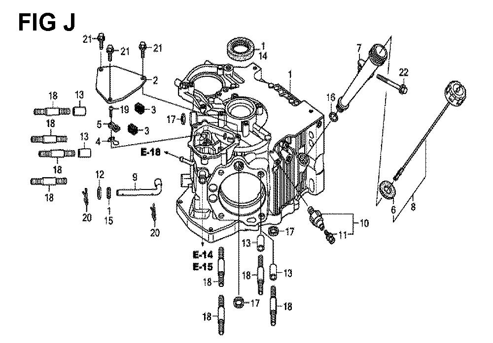 GXV690R-TTAF2-Honda-PB-10Break Down