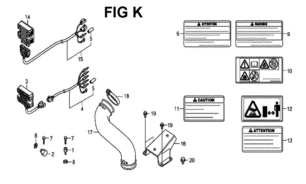 GXV690R-TTAF2-Honda-PB-11Break Down
