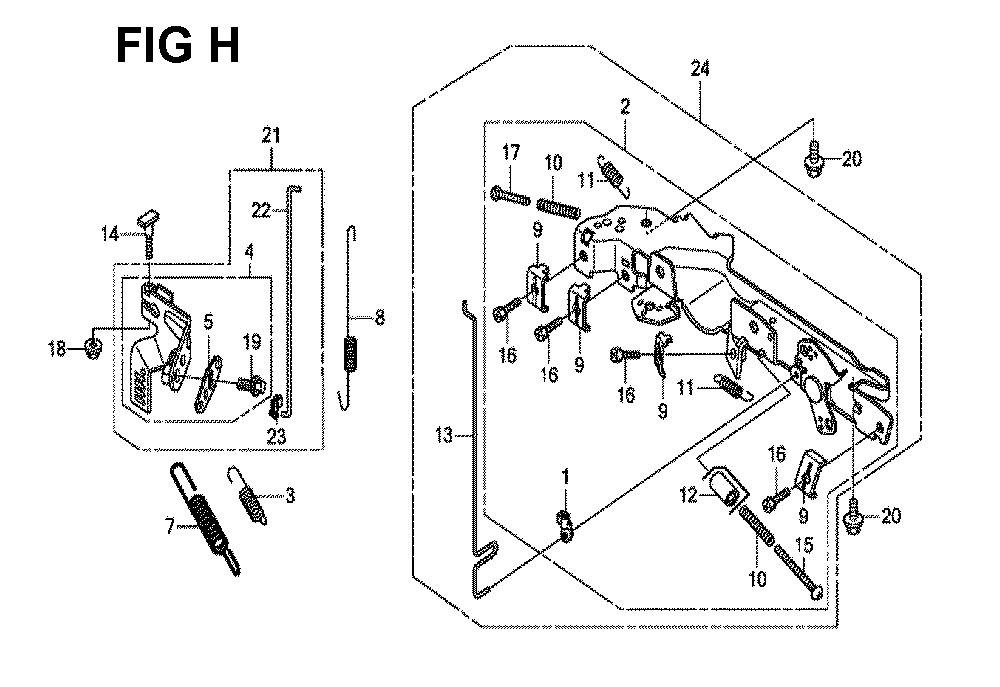 GXV690R-TTAF2-Honda-PB-8Break Down