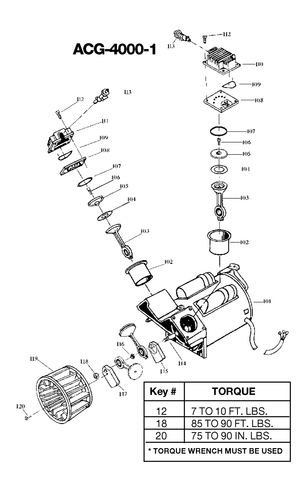 IR500TVE60V-Devilbiss-T0-PB-1Break Down