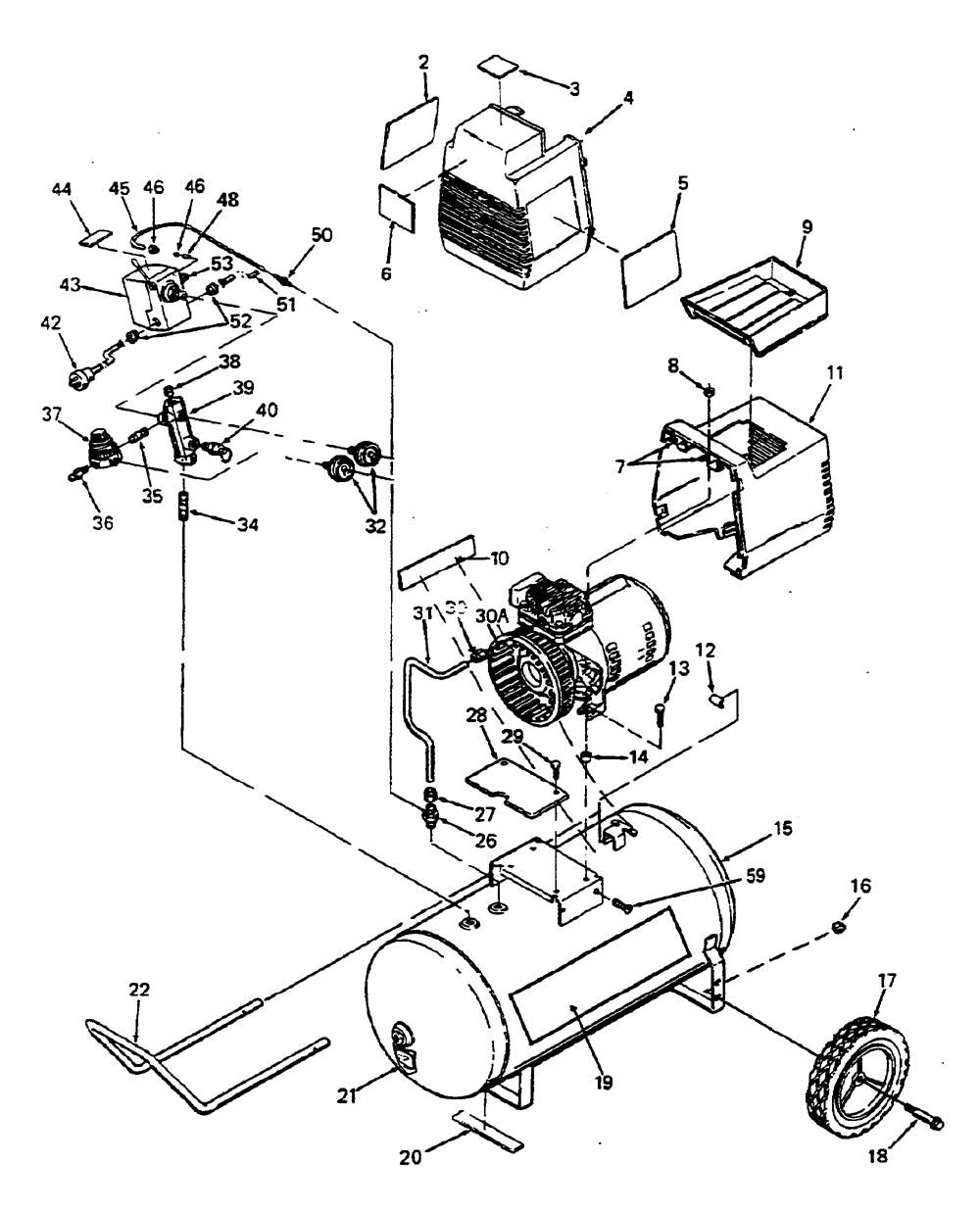 IRF312-Devilbiss-T3-PB-1Break Down