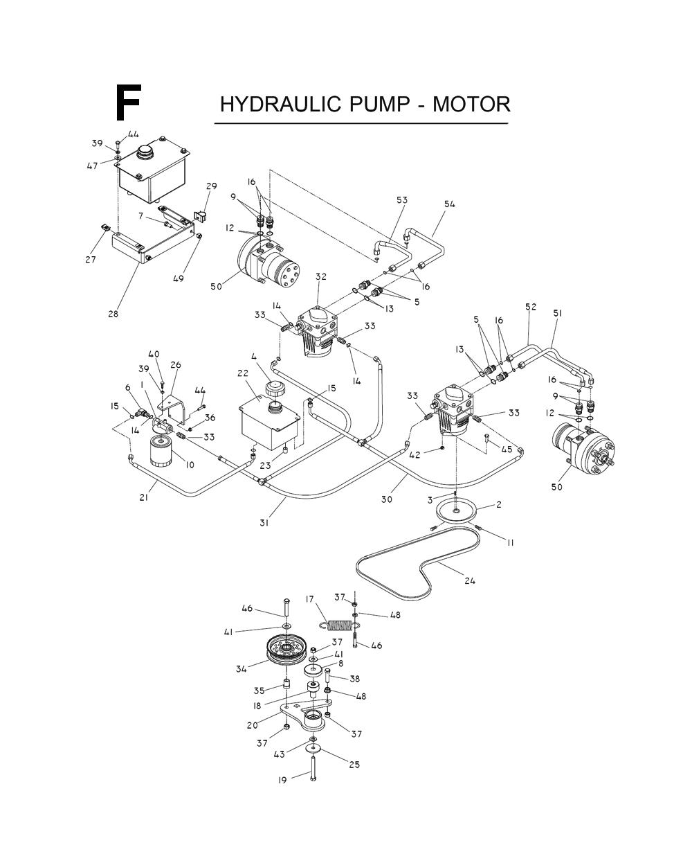 Buy Husqvarna IZ5223-(968999707) Replacement Tool Parts