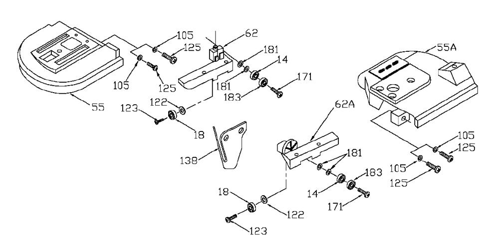 J-724-Porter-Cable-T1-PB-1Break Down