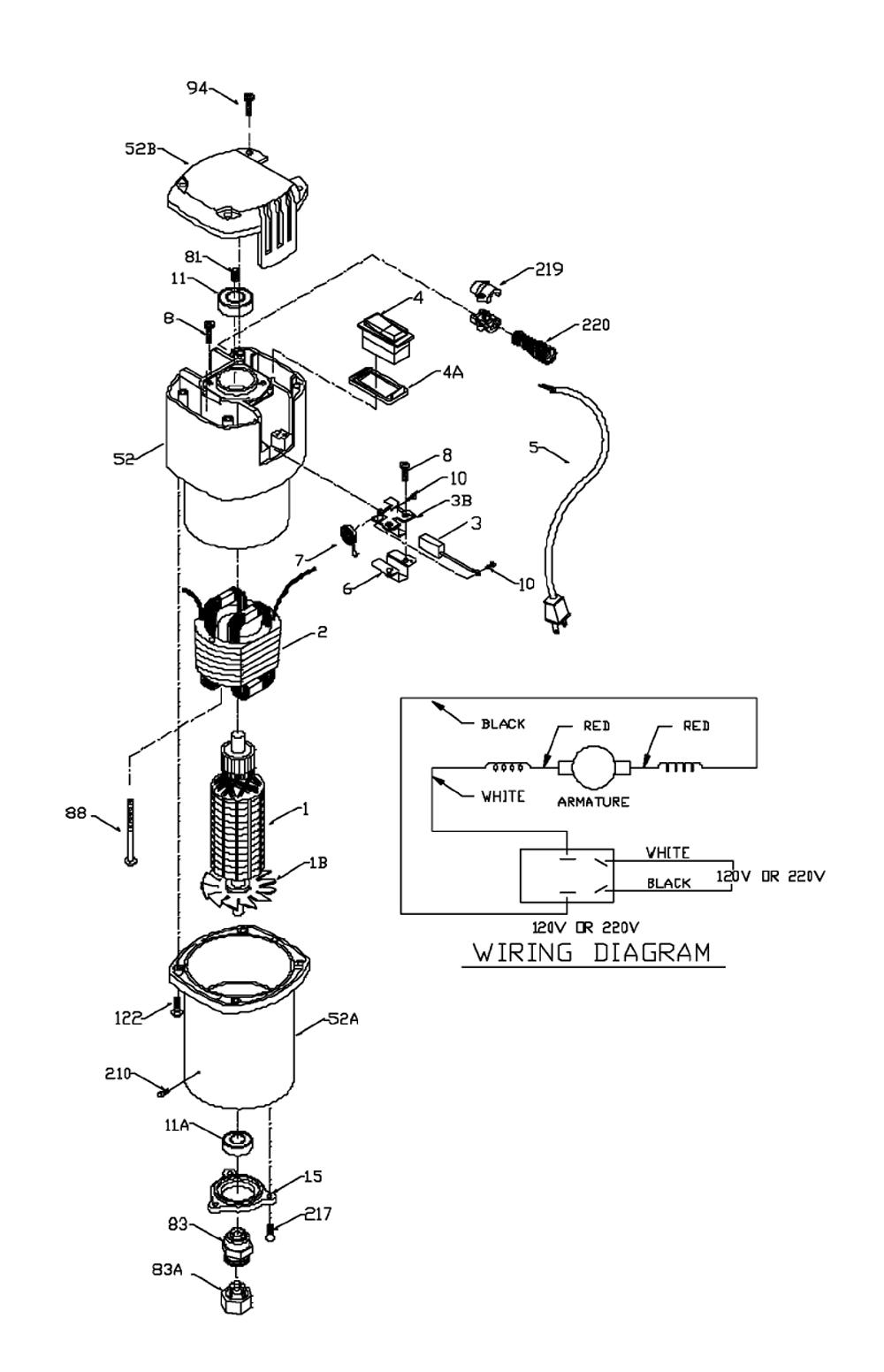 J-7536-Porter-Cable-T1-PB-1Break Down