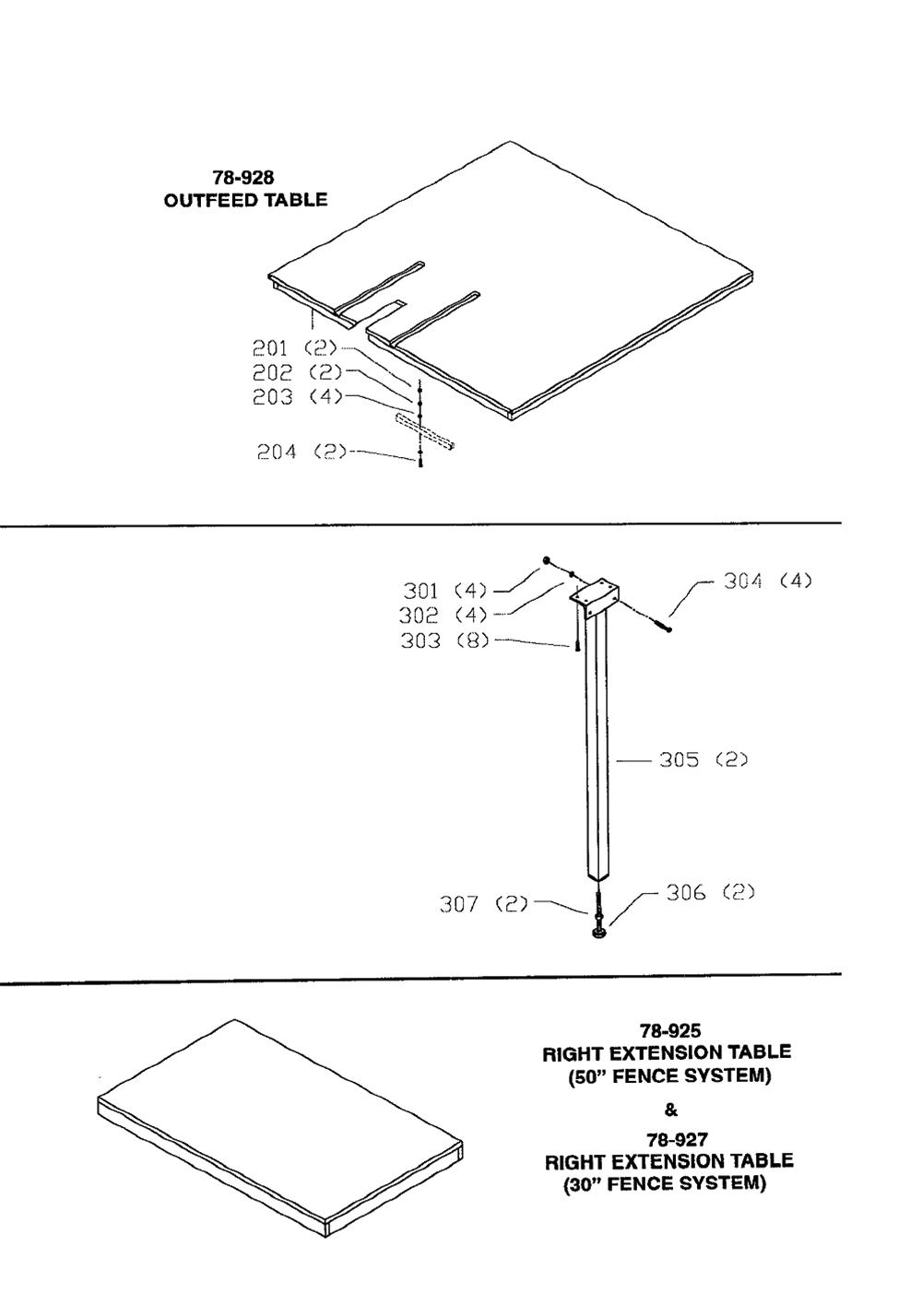 J-78-904-T1-Biesemeyer-PB-1Break Down