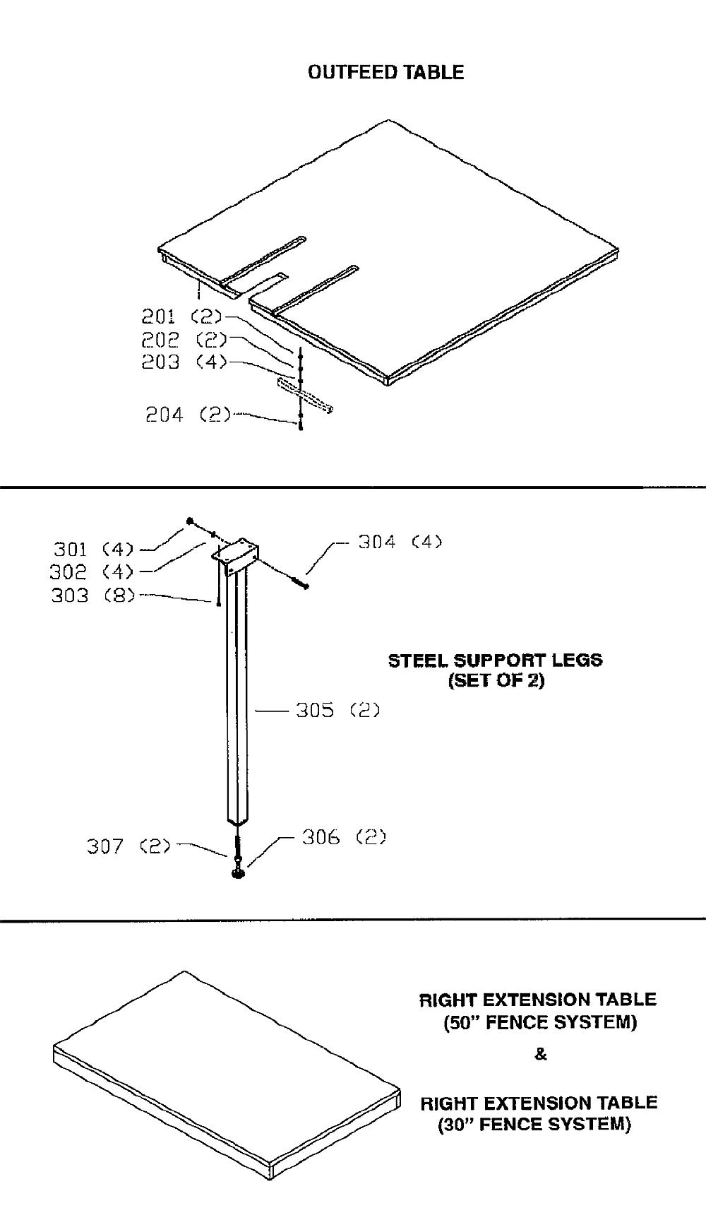 J-78-910-T1-Biesemeyer-PB-1Break Down