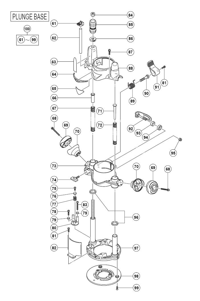 KM12VC-hitachi-PB-1Break Down