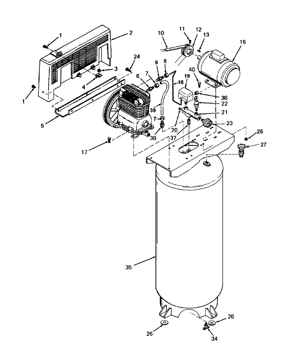 L560V-Devilbiss-T1-PB-1Break Down