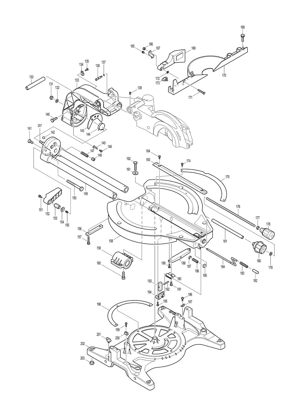 LS1013L-T1-Makita-PB-1Break Down