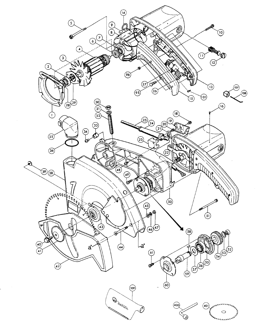 Makita Jr3000v Wiring Diagram Diagrams Milwaukee Hole Hawg Dewalt Switch