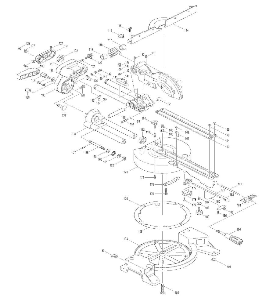 LXSL01-makita-PB-1Break Down