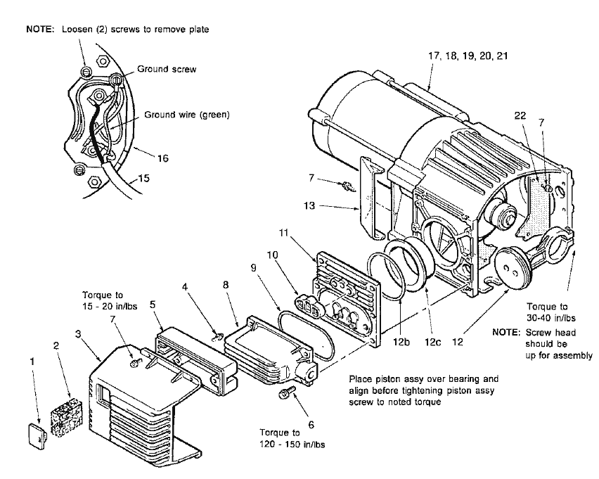 Dremel Parts Diagram