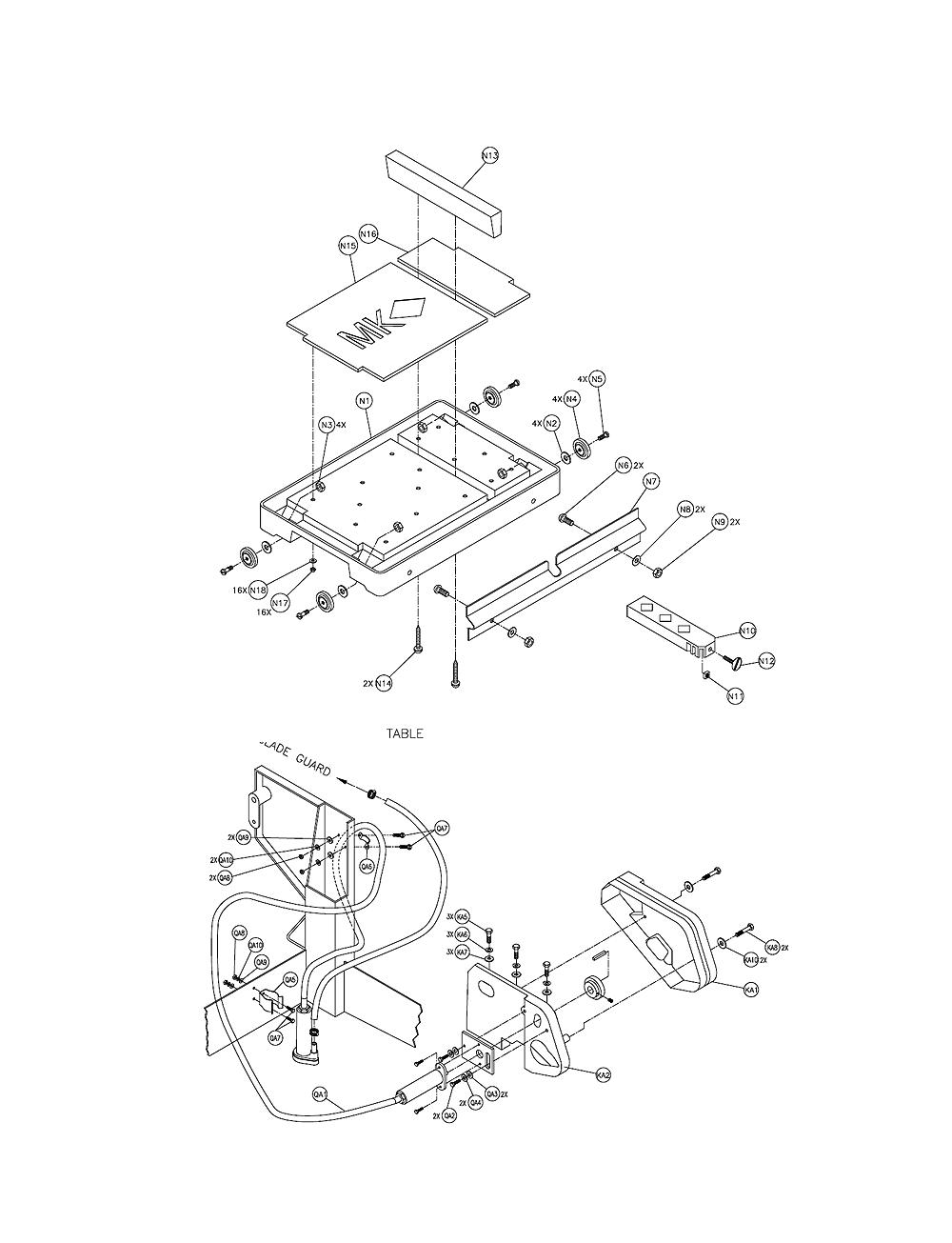 MK-5009G-MK-Diamond-PB-3Break Down