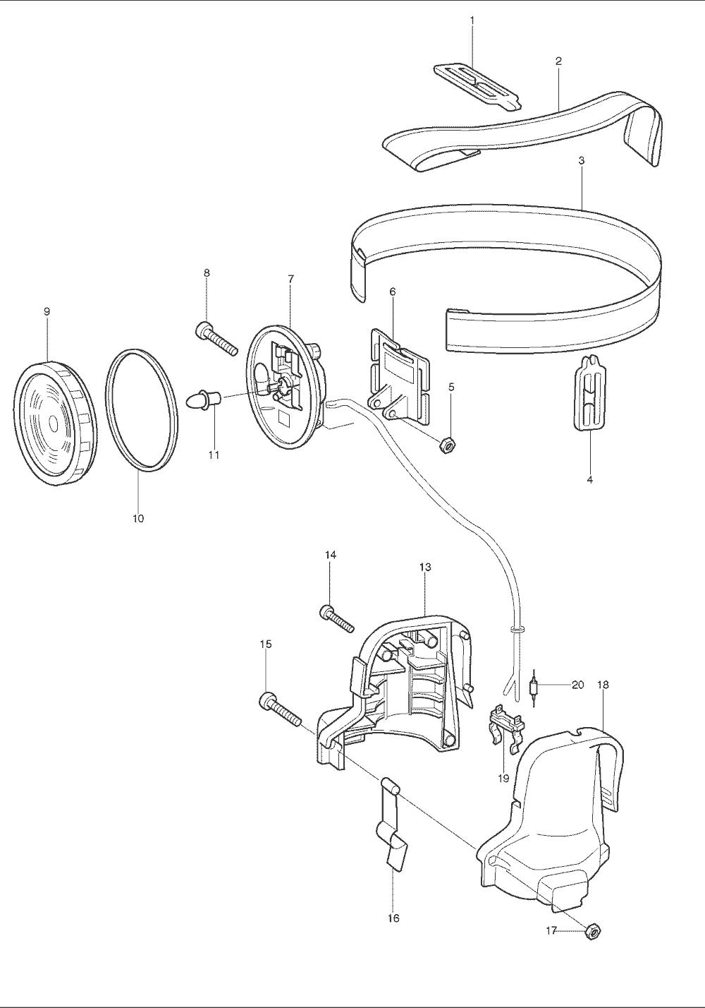 buy makita ml121 12 volt head lamp replacement tool parts