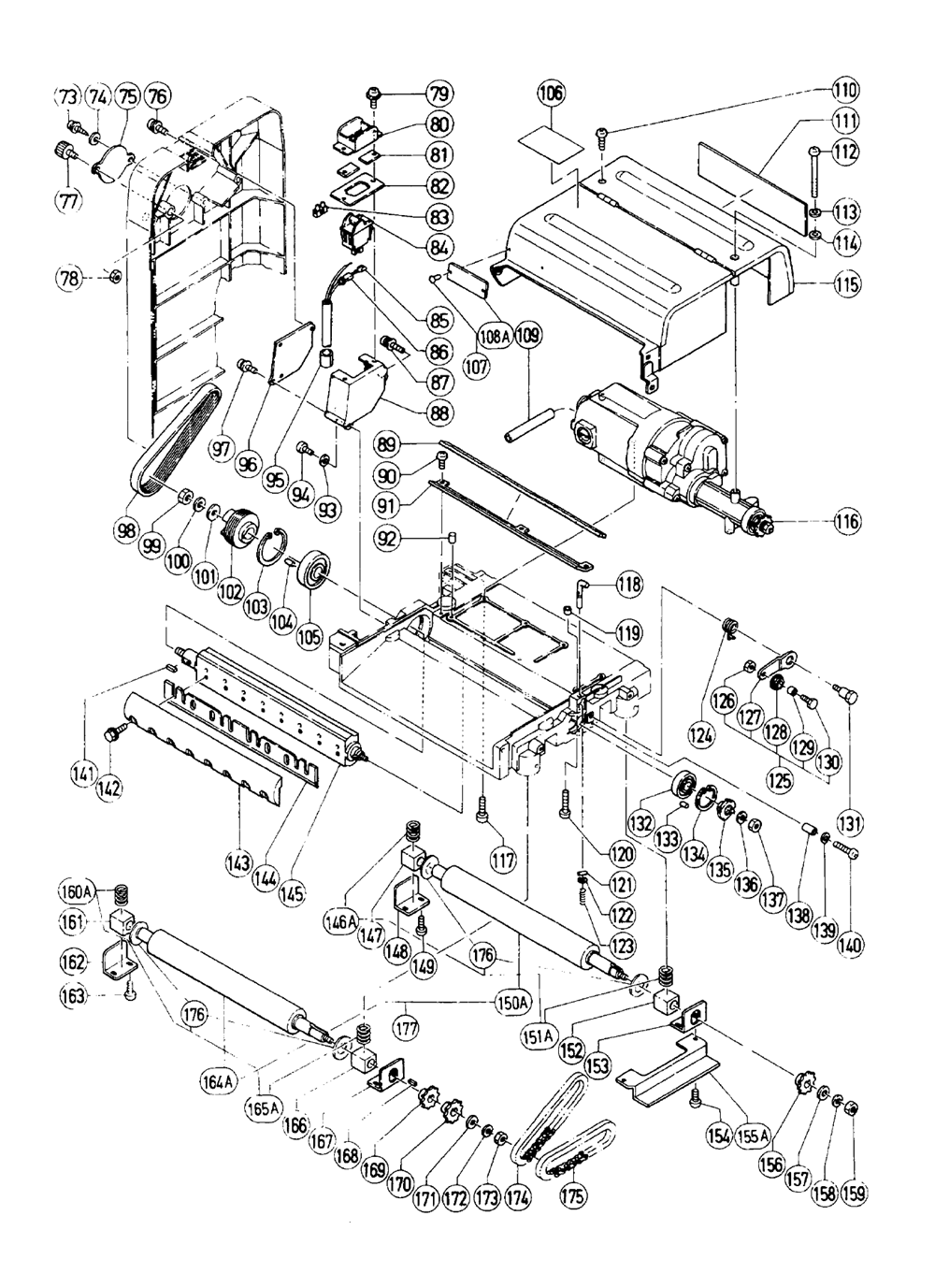 P12R-Hitachi-PB-1Break Down
