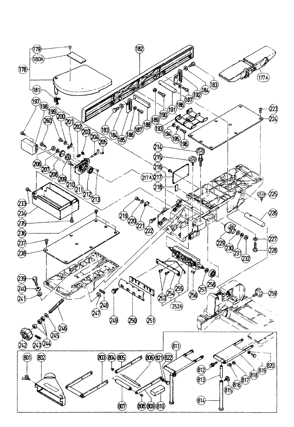 Hitachi-P12RA-Parts-2347-PBBreak Down