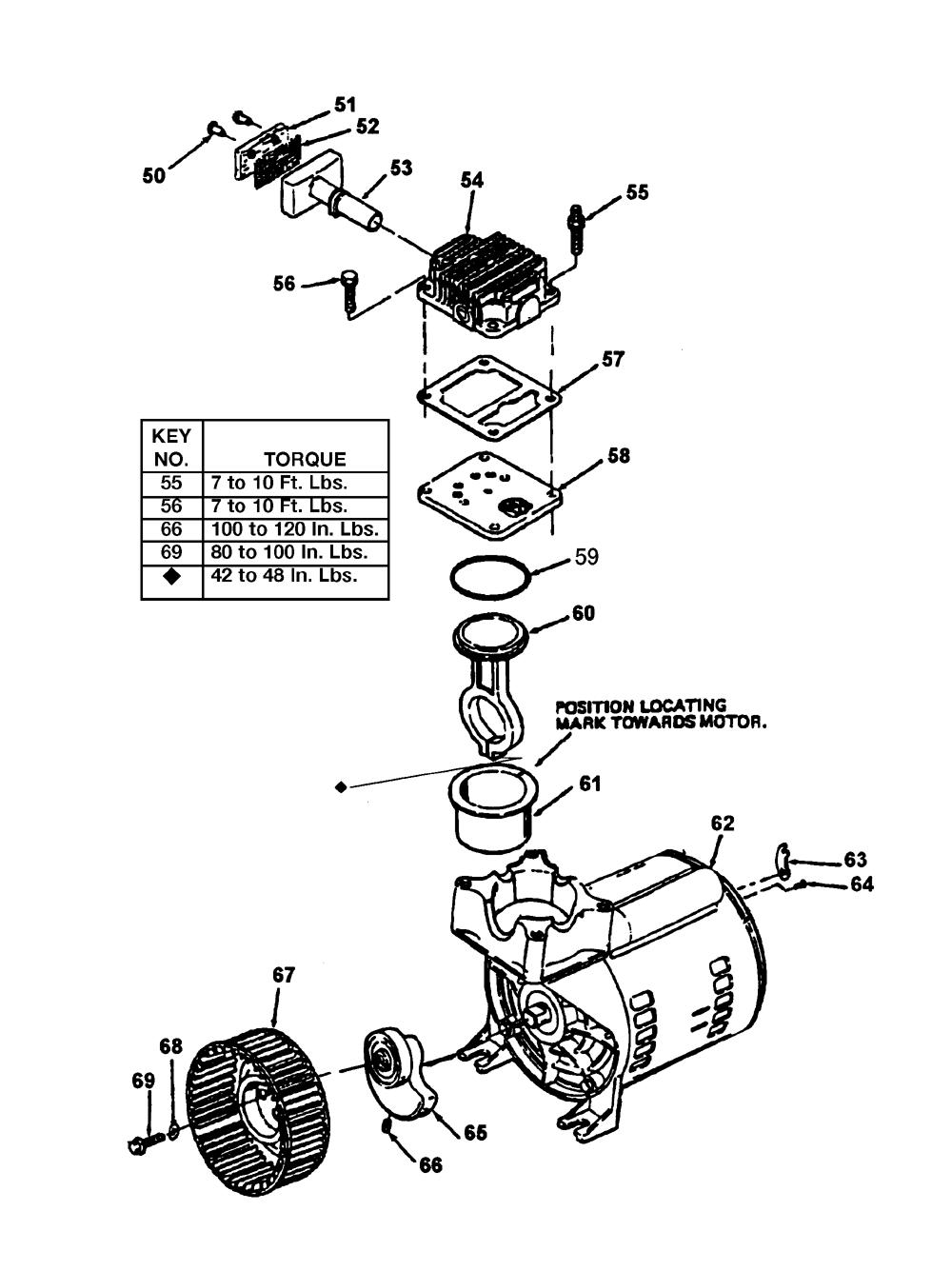 PAF430-Devilbiss-T0-PB-1Break Down