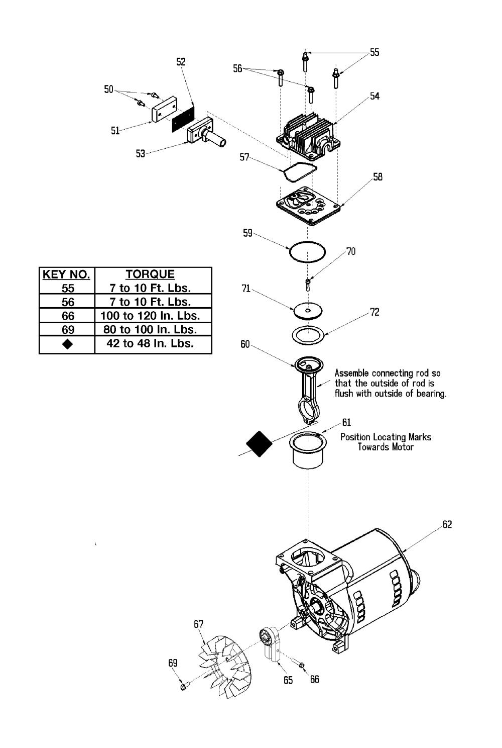 PAF430-Devilbiss-T2-PB-1Break Down