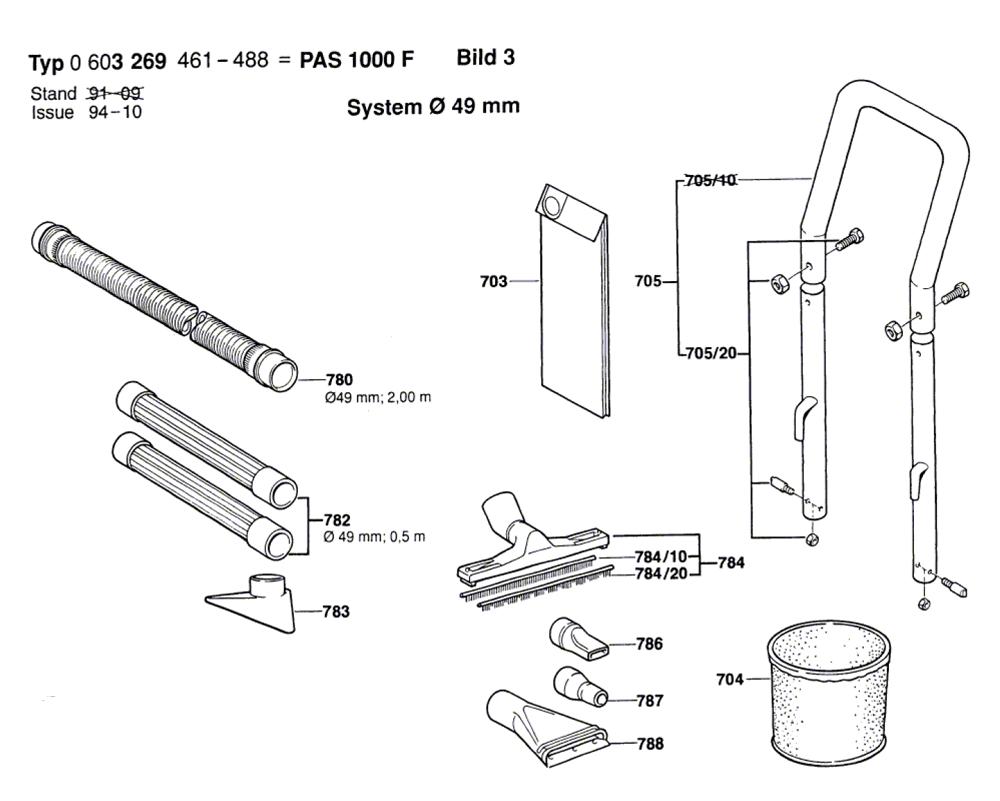 PAS-1000-F-(0603269474)-Bosch-PB-2Break Down