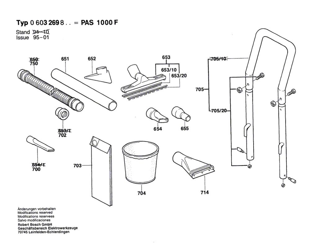 PAS-1000-F-(0603269834)-Bosch-PB-2Break Down