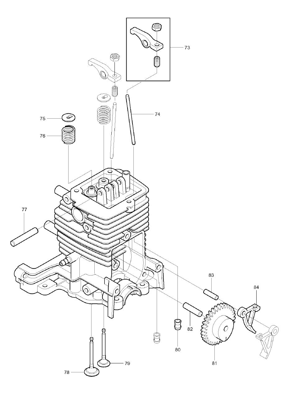 PB2504-makita-PB-12Break Down